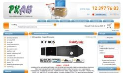 sklep internetowy PKAB